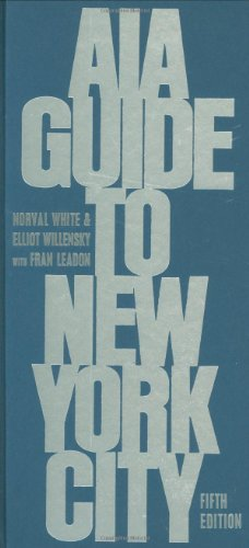 9780195383850: AIA Guide to New York City