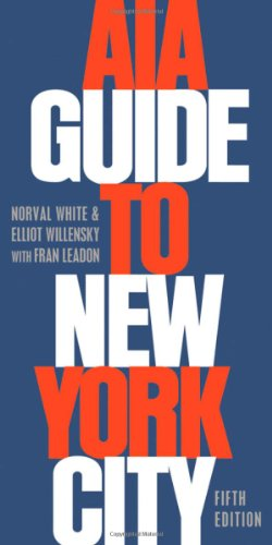 9780195383867: AIA Guide to New York City