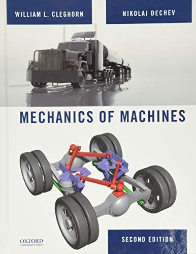 9780195384086: Mechanics of Machines