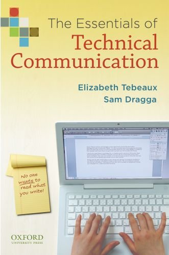 9780195384222: The Essentials of Technical Communication
