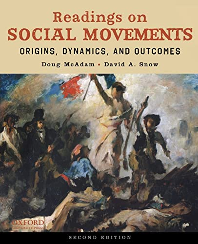 9780195384550: Readings on Social Movements: Origins, Dynamics, and Outcomes