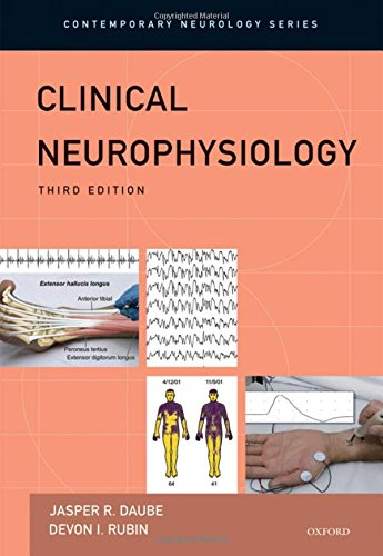 9780195385113: Clinical Neurophysiology (Contemporary Neurology Series)