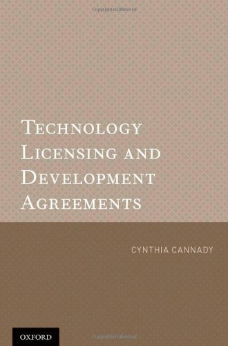 9780195385137: Technology Licensing and Development Agreements
