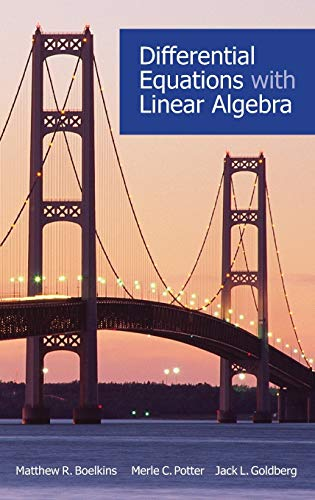 9780195385861: Differential Equations with Linear Algebra