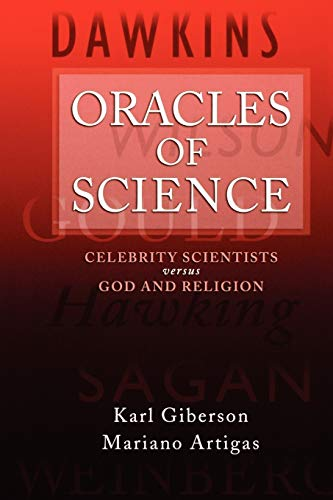 9780195386189: Oracles of Science: Celebrity Scientists Versus God and Religion