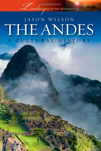 9780195386363: The Andes: A Cultural History
