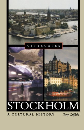 9780195386370: Stockholm: A Cultural History (Cityscapes)
