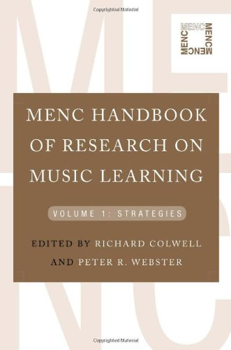 9780195386677: MENC Handbook of Research on Music Learning: Volume 1: Strategies