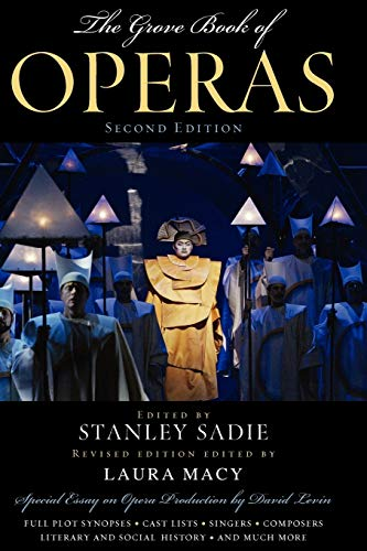 9780195387117: The Grove Book of Operas
