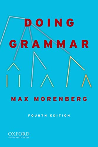 9780195387292: Doing Grammar: Fourth Edition