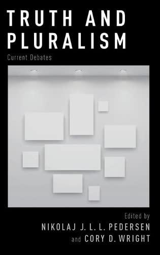 9780195387469: Truth and Pluralism: Current Debates