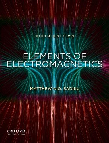 9780195387759: Elements of Electromagnetics (OXF SER ELEC)