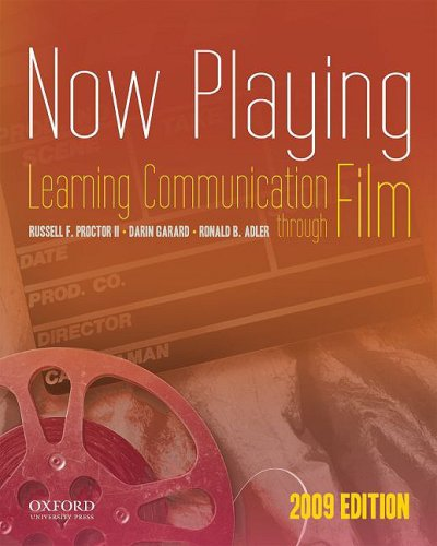 Now Playing, Learning Communication Through Film: Russell F. II et al. Proctor
