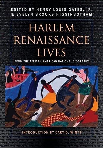 9780195387957: Harlem Renaissance Lives