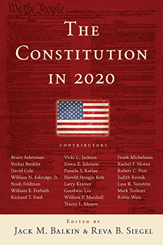 9780195387964: The Constitution in 2020