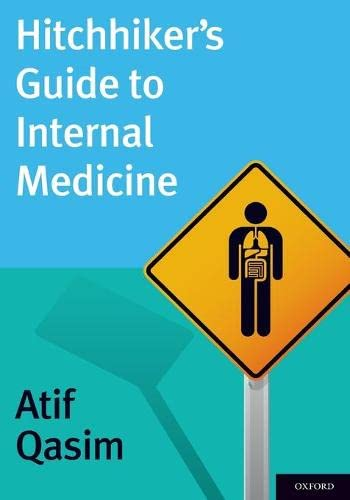 9780195388046: Hitchhiker's Guide to Internal Medicine