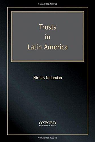 9780195388213: Trusts in Latin America