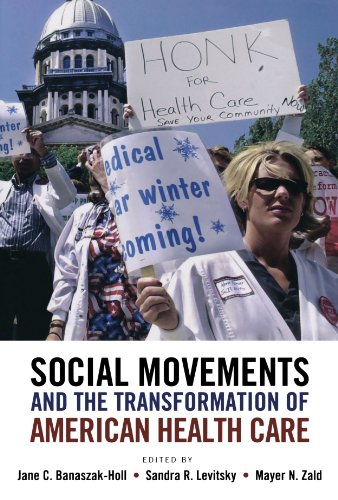 9780195388305: Social Movements and the Transformation of American Health Care