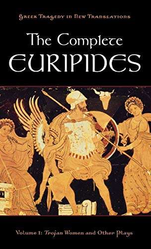 9780195388664: 1: The Complete Euripides: Volume I: Trojan Women and Other Plays (Greek Tragedy in New Translations)