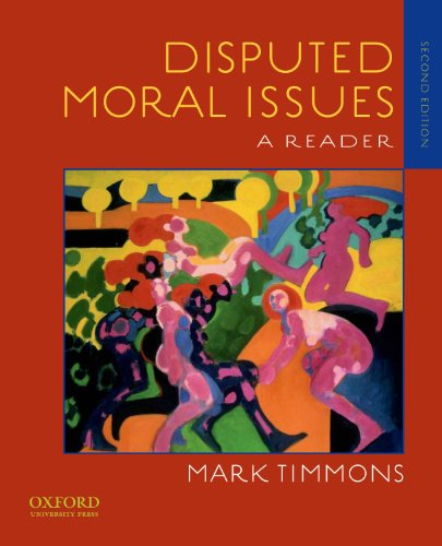 9780195388725: Disputed Moral Issues: A Reader