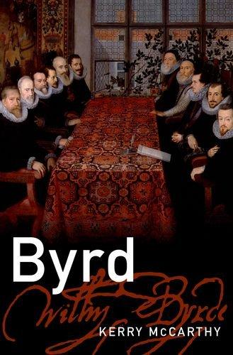 9780195388756: Byrd (Master Musicians Series)