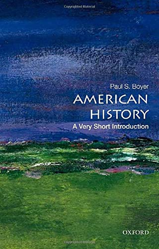 9780195389142: American History: A Very Short Introduction (Very Short Introductions)