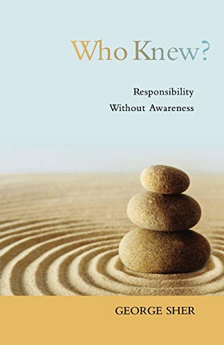 9780195389203: Who Knew?: Responsibility Without Awareness