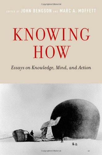 9780195389364: Knowing How: Essays on Knowledge, Mind, and Action