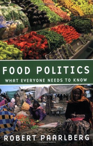 9780195389593: Food Politics: What Everyone Needs to Know
