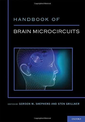 9780195389883: Handbook of Brain Microcircuits
