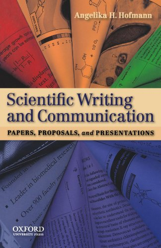 9780195390056: Scientific Writing and Communication: Papers, Proposals, and Presentations