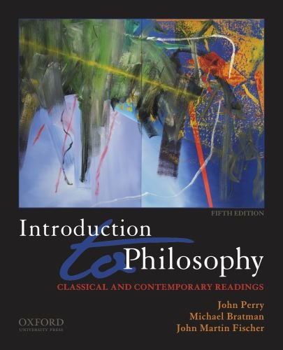 9780195390360: Introduction to Philosophy: Classical and Contemporary Readings