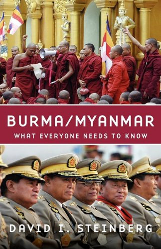 9780195390674: Burma/Myanmar: What Everyone Needs to Know