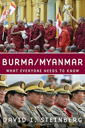 9780195390681: Burma/Myanmar: What Everyone Needs to Know