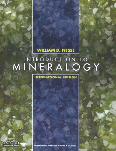 9780195391145: Introduction to Mineralogy: International Edition