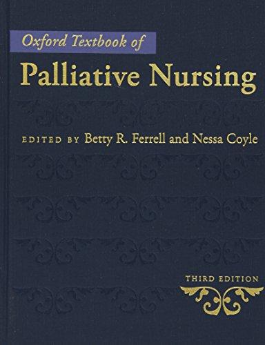 9780195391343: Oxford Textbook of Palliative Nursing