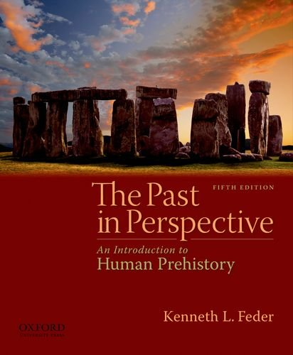 9780195391350: The Past in Perspective: An Introduction to Human Prehistory