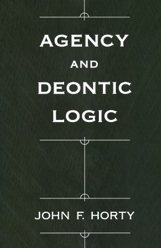 9780195391985: Agency and Deontic Logic