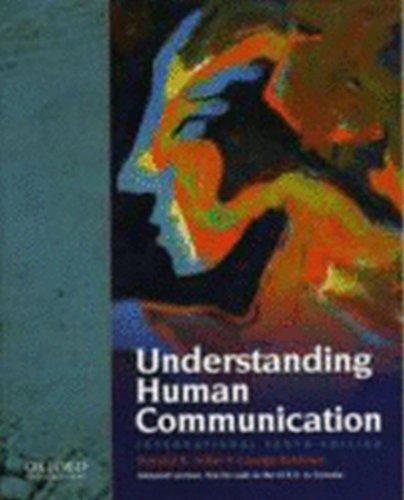 9780195392623: Understanding Human Communication