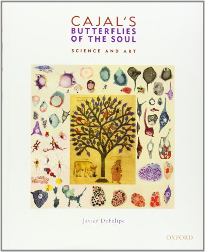 9780195392708: Cajal's Butterflies of the Soul: Science and Art