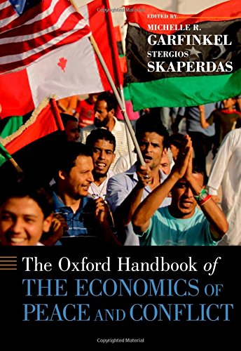 9780195392777: The Oxford Handbook of the Economics of Peace and Conflict (Oxford Handbooks)
