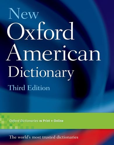 9780195392883: New Oxford American Dictionary, Third Edition