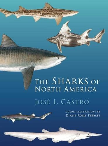 9780195392944: The Sharks of North America