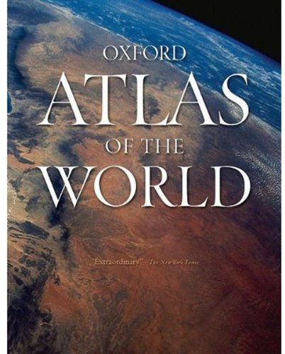9780195393286: Atlas of the World: Sixteenth Edition