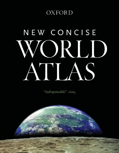 9780195393293: New Concise World Atlas