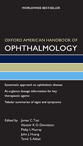 9780195393446: Oxford American Handbook of Ophthalmology (Oxford American Handbooks of Medicine)