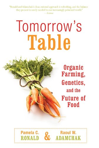 9780195393576: Tomorrow's Table: Organic Farming, Genetics, and the Future of Food