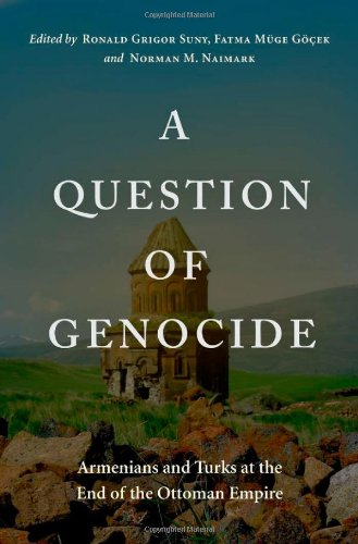 9780195393743: A Question of Genocide: Armenians and Turks at the End of the Ottoman Empire
