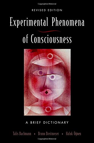 9780195393774: Experimental Phenomena of Consciousness: A Brief Dictionary Revised Edition