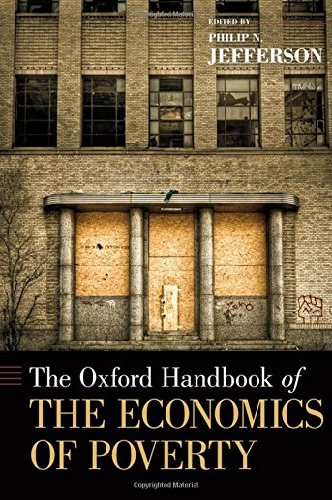9780195393781: The Oxford Handbook of the Economics of Poverty (Oxford Handbooks)